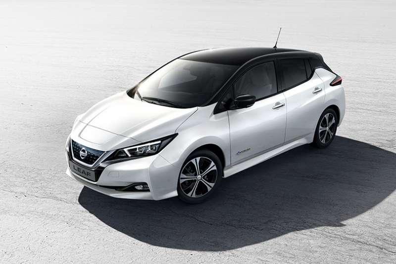 圖為裕隆汽車於去年第三季所引進的Leaf電動車。(圖:裕隆官網)