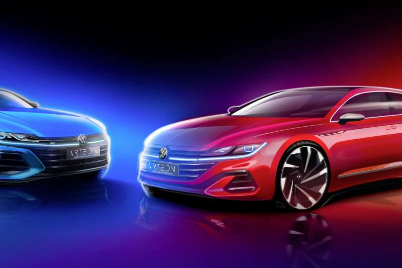 台灣福斯汽車積極與德國原廠爭取,目標於今年底前將The Arteon導入國內市場。(圖/台灣福斯提供)