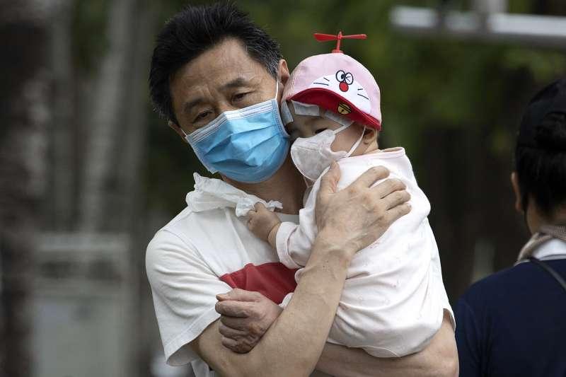 北京新冠肺炎疫情近日再度升溫(AP)