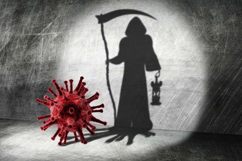 對瘟疫的恐懼,還使民眾常常以祈神、驅鬼和祭祀等非理性方法祈求平安。(圖/pixabay)
