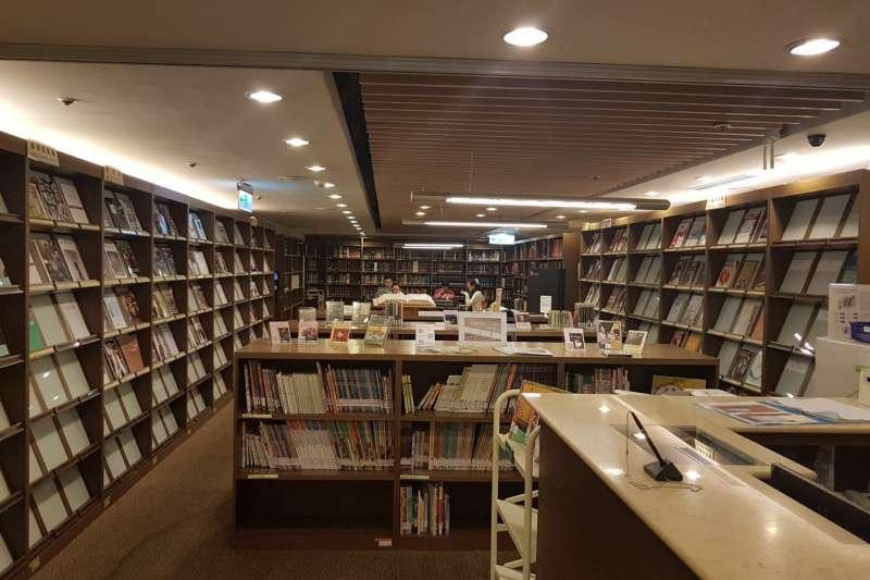 國家兩廳院表演藝術圖書館日前閉館,將進行為期6個月的空間及設備改裝工程。(兩廳院提供)