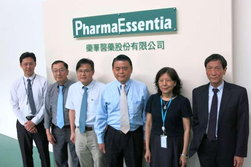 藥華藥新藥P1101(Ropeginterferon alfa-2b)已在近半數歐盟國家及其他歐洲國家上市銷售。(林哲良攝)