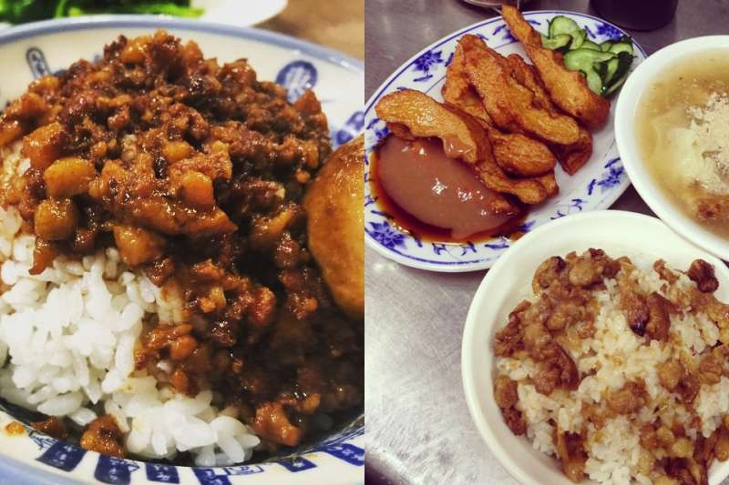 住在台南真的太幸福,超過700家好吃的肉燥美食,吃都吃不膩!(圖/取自Flickr)