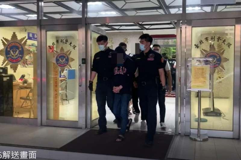 台北市警察局刑事警察大隊日前破獲詐騙機房,逮捕8人解送新北地檢署偵辦。(台北市警察局刑警大隊提供)