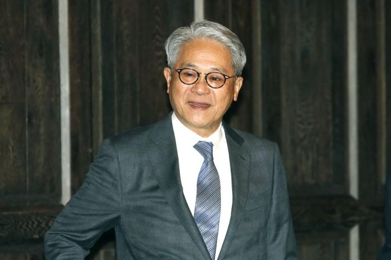 如果台新金董事長吳東亮繼續糾結於蘇揆的「不讓吃虧」說法,大概又難從從彰銀退場。(資料照片,郭晉瑋攝)