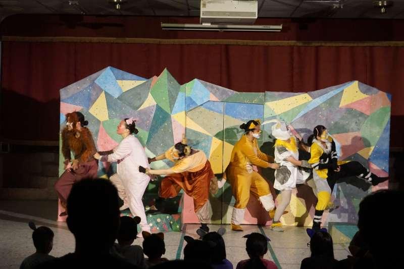 2020年6月22日,秋野芒劇團公益兒童劇,中南部巡演啟程(秋野芒劇團)