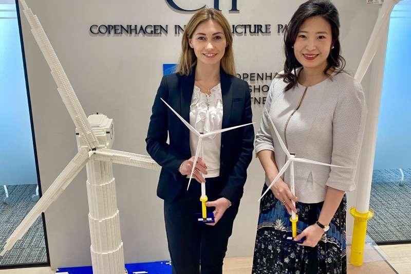 CIP 台灣區開發長許乃文呼籲,離岸風電本土產業鏈的建立必須有穩定政策的扶植,逐漸積累能量方能日益成熟。(圖/CIP提供)