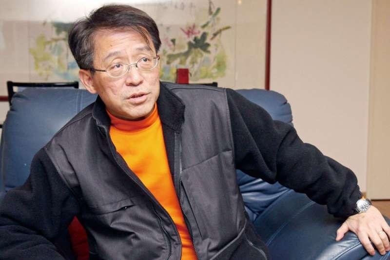 劉君祖曾為李登輝講了整整一年的《易經》課。(新新聞資料照)