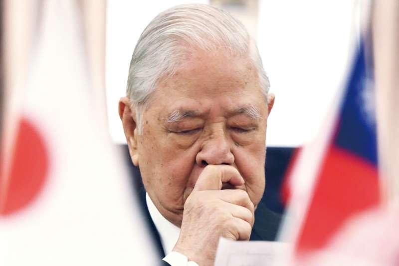 前總統李登輝(見圖)30日辭世。總統府秘書長蘇嘉全表示,李登輝致力推動強化中華民國主權國家地位,對於建構台灣主體性、凝聚國家認同,有歷史性的貢獻。(資料照,林瑞慶攝)