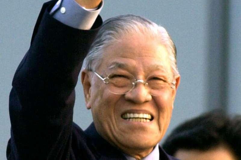 筆者認為前總統李登輝(見圖)為台灣帶來的民主改革,功不可沒。(資料照,美聯社)