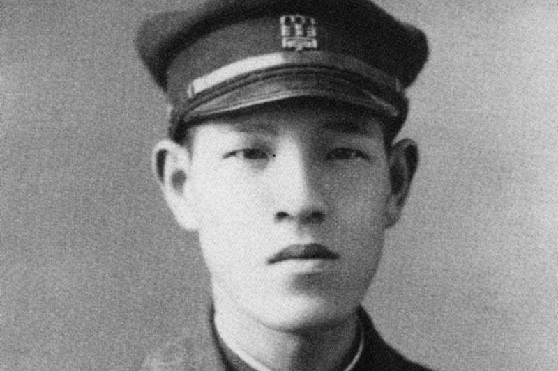 李登輝自述年輕時加入共產黨是為了改善中國。(翻攝自《李登輝總統照片集》)