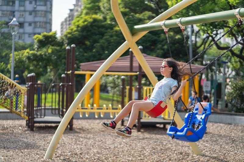 公園親子遊憩(圖/業者提供)