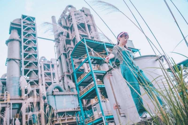 台泥DAKA-和平開放循環工廠。(圖/雲朗觀光提供)