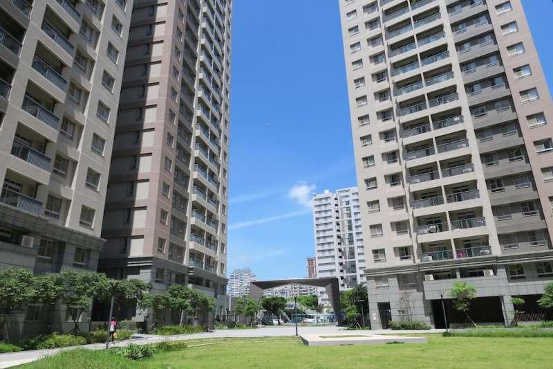 林口社會住宅七月起馬上租馬上辦。(圖/國家住宅及都市更新中心提供)