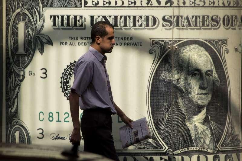 美國經濟第2季衰退超過3成可比肩大蕭條了。(資料照片,美聯社)
