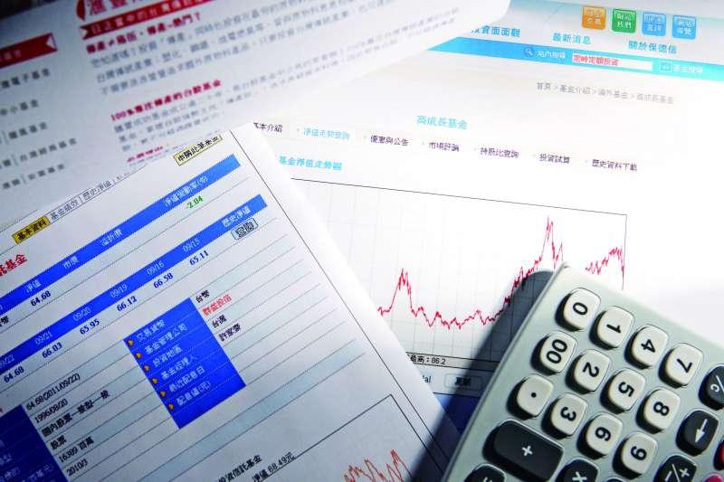 很多投資人眼裡只看到高收益,卻忽略高收益背後的高風險以及高虧損。(新新聞資料照)