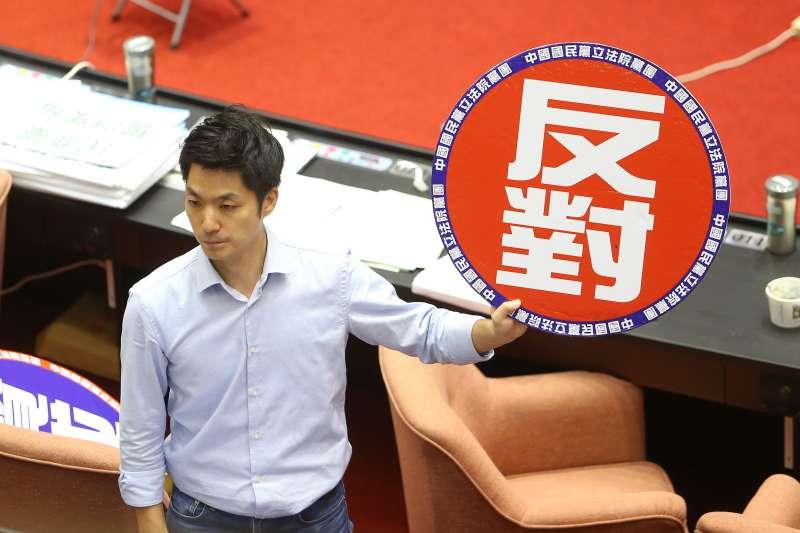 20200702-立法院2日審查「農田水利法」,國民黨團表示反對。(顏麟宇攝)