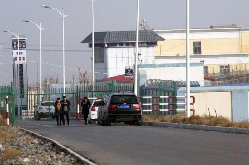 美國再對2名中國新疆官員進行制裁。(AP)