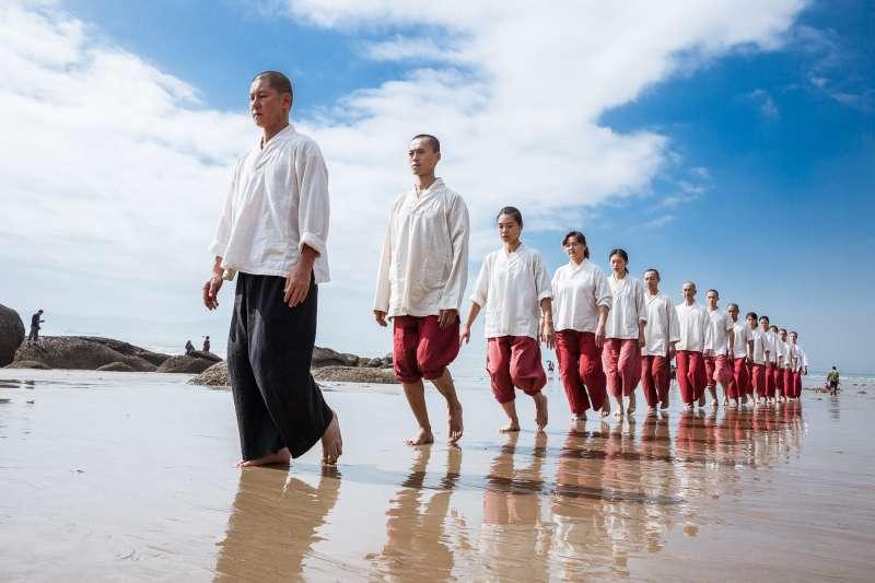優人神鼓經典劇目聽海之心,將於7/17起重現力麗馬告生態園區。(圖/力麗觀光飯店提供)