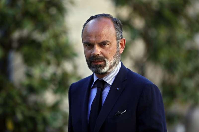 2020年7月3日,法國總理菲利普(Édouard Philippe)向總統馬克宏(Emmanuel Macron)遞出辭呈(AP)
