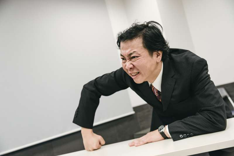 你是否也經歷過被主管沒來由辱罵的委屈呢?(圖/取自pakutaso)