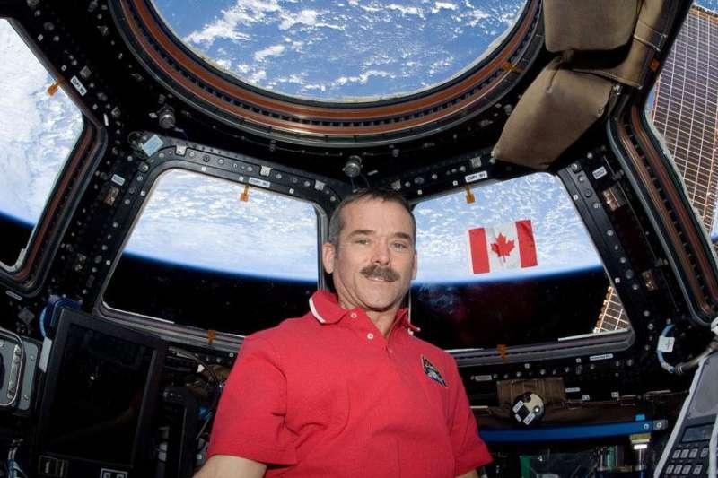 2020亞洲區塊鍊高峰會(ABS)也特別邀請到太空人克里斯·哈德菲爾德(Chris Hadfield)。(ABS 2020亞洲區塊鍊高峰會提供)