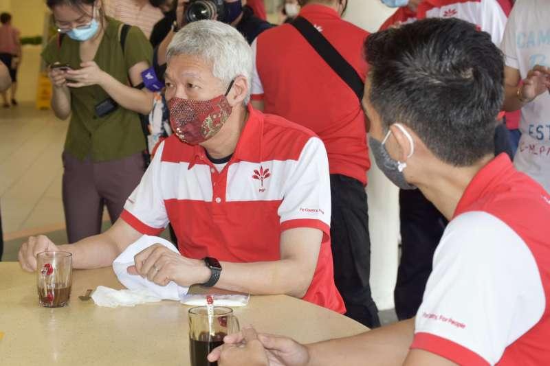 新加坡大選:總理李顯龍的弟弟李顯揚支持在野的新加坡前進黨(AP)