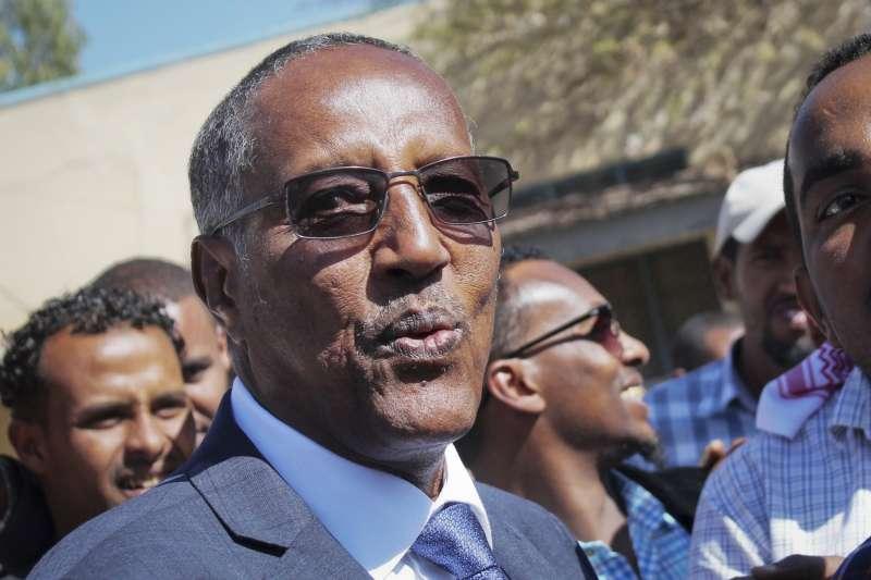 近日傳出索馬利蘭總統阿布迪有意與台灣建交。(美聯社)