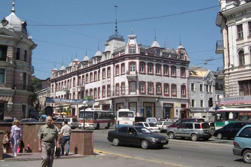 海參崴(Vladivostok)(AdmiralHood@Wikipedia / CC BY-SA 3.0)