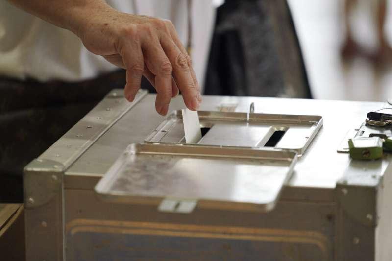 東京都知事選舉7月5日登場。(美聯社)