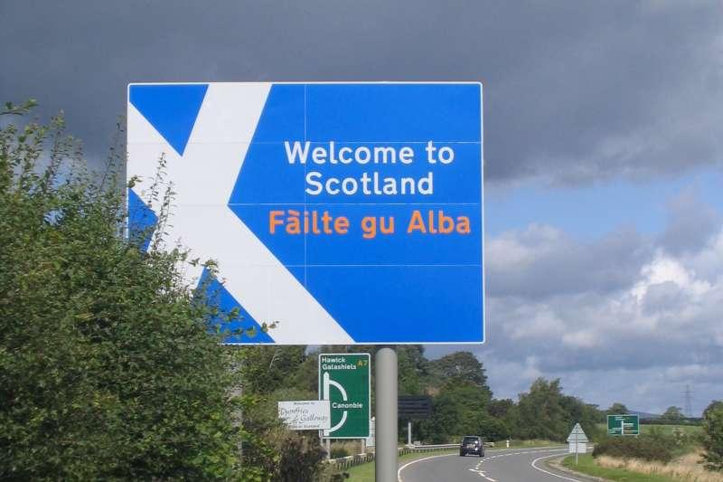 蓋爾語是蘇格蘭人的傳統語言,但目前面臨凋零命運(Fayenatic london@Wikipedia/CC BY-SA 3.0)