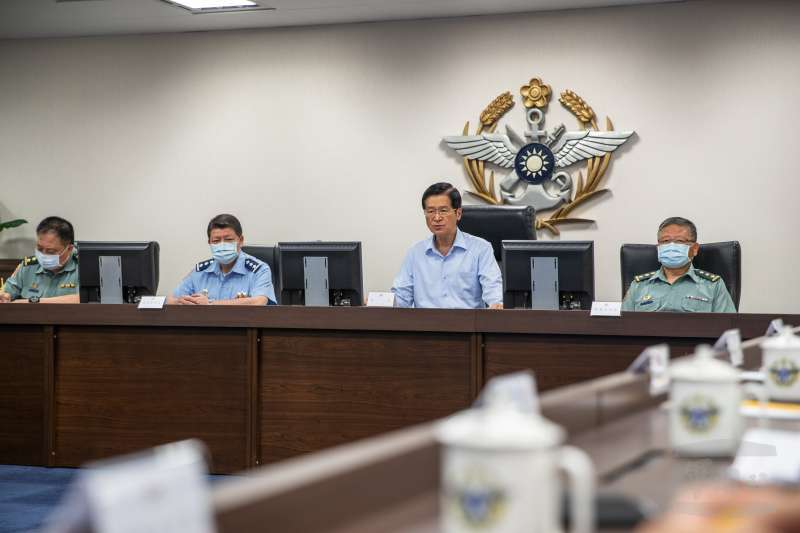 美國衛生部長艾薩訪問台灣,引發中國當局不滿,稍早傳出共軍在台灣海峽周邊有大動作;我國防部強調國軍對周邊海空動態都能掌握。(資料照,軍聞社)