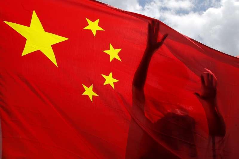 北京強推《港區國安法》在香港生效,「一國兩制」形同走向終結。(AP)