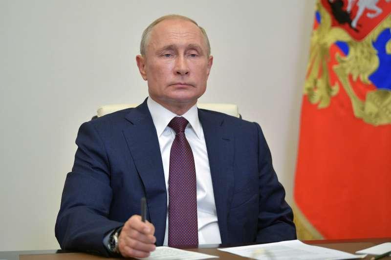 俄羅斯總統普京(Vladimir Putin)(AP)
