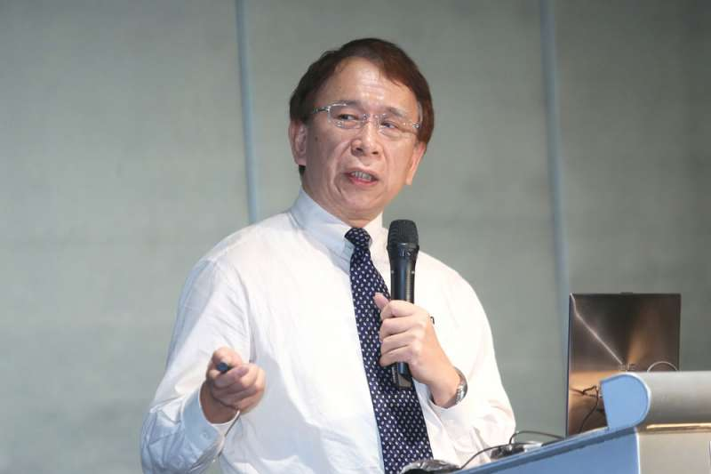 晟德(圖為晟德董事長林榮錦)旗下糖尿病候選新藥CS02對於降低糖化血色素(HbA1c)有顯著意義,且具有保護胰島β細胞的潛力。(新新聞資料照)