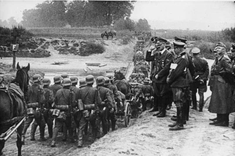 德國為什麼要入侵波蘭?(圖/維基百科)