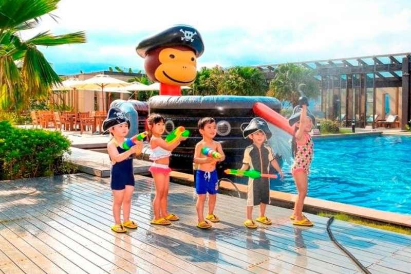 暑假快到了還在煩惱該帶小孩去哪裏玩嗎,可以參考以下景點。(圖/網路溫度計)