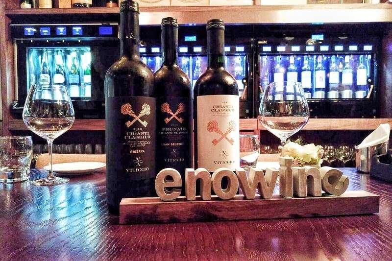 葡萄酒吧近年來也逐漸興起。(圖/enowine官方粉絲頁)