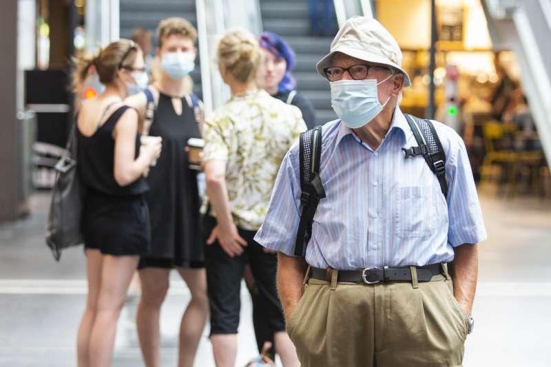 新冠病毒可能透過空氣傳播(氣溶膠傳播)(AP)