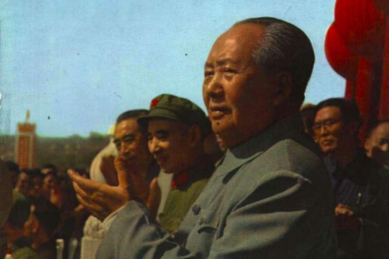 毛澤東(圖/維基百科)
