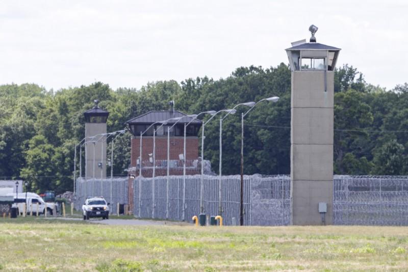 2020年7月14日,美國聯邦政府在時隔17年之後,在印第安納州特勒荷特(Terre Haute)的聯邦監獄再次執行死刑(AP)