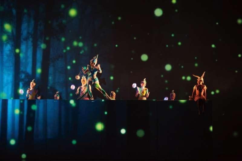 客家委員會將於7月18日(六)及7月19日(日)下午6時30分,在臺灣客家文化館戶外階梯廣場,演出客家音樂劇《最美的綻放》。(圖/客委會提供)