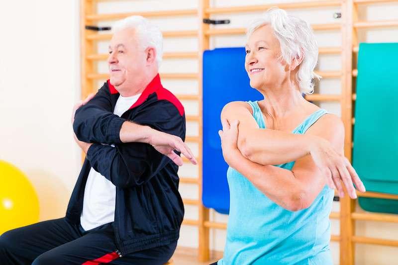年老勢必是人人都會碰到的事,但卻不應該因此害怕而不從事任何運動。(圖:flickr)