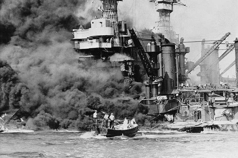 日本為何發動珍珠港事變?(圖/維基百科)