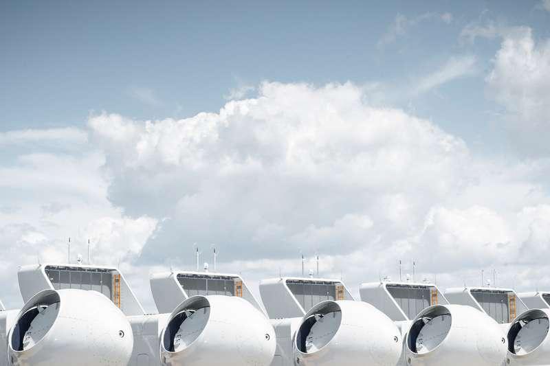 MHI Vestas與KK Wind Solutions簽訂採購協議,將在台建造世界級先進工廠以組裝功率轉換模組。(圖/MHI Vestas提供)