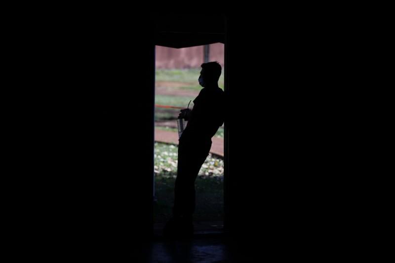 長榮女大生命案,梁嫌被依強制性交殺人等罪聲押獲准。示意圖。(資料照,美聯社)