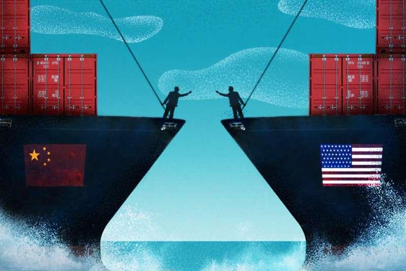 (中美貿易戰從2018開打至今。圖片來源:unsplash@morningbrew)