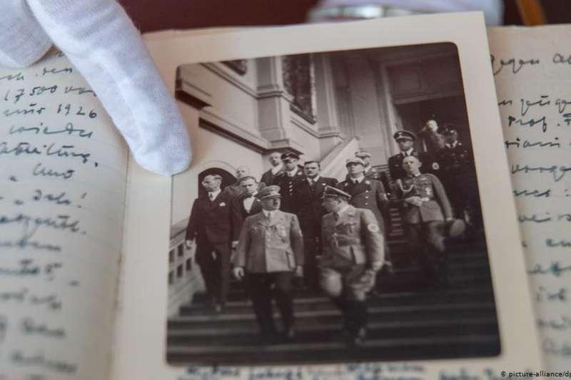 希特勒的首席藝術品採購官波瑟(DW)