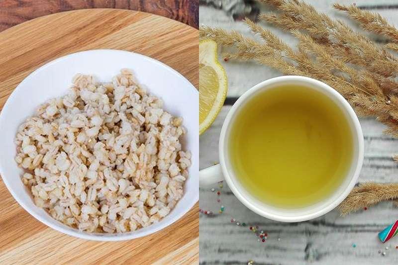 喝薏仁水跟玉米鬚茶可以消腫減肥?(圖/維基百科)