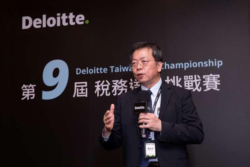 由Deloitte Private所舉辦的「卓越管理企業」,今年將首次於台灣展開評選,詳細評選內容與報名方式請參考勤業眾信(圖為勤業眾信總裁賴冠仲)官方網站。(勤業眾信提供)